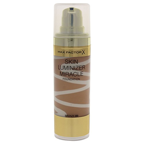 Max Factor Skin Luminizer Foundation, Bronze Number 80 from Max Factor