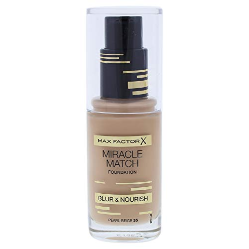 Max Factor Miracle Match Foundation 35 Pearl Beige from Max Factor