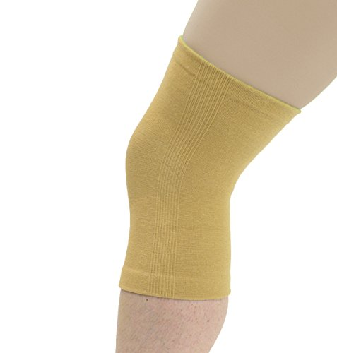 MAXAR BKN-301 Small Cotton/Elastic Knee Brace Four-Way Stretch from Maxar