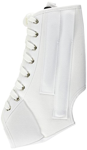 MAXAR NAN-115 W Large Canvas Ankle Brace with laces from Maxar