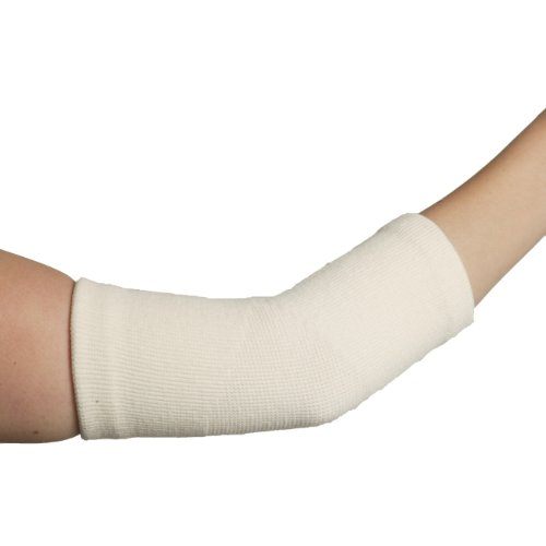 MAXAR TEL-201 Large Wool/Elastic Elbow Brace Two-Way Stretch from Maxar