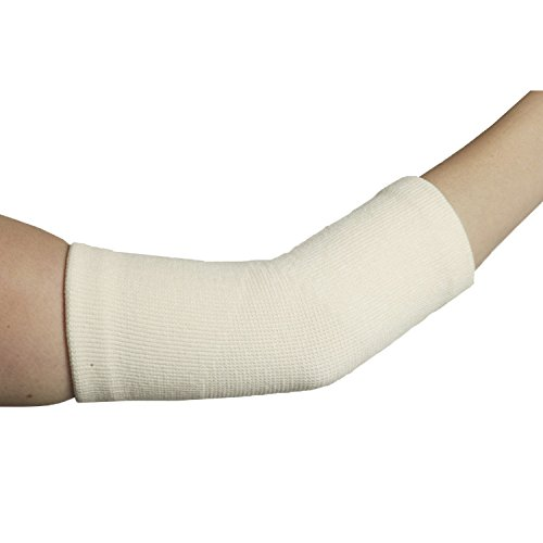 MAXAR TEL-201 Medium Wool/Elastic Elbow Brace Two-Way Stretch from Maxar