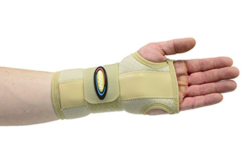 MAXAR WRS-202 Small Airprene Breathable Neoprene Wrist Splint from Maxar