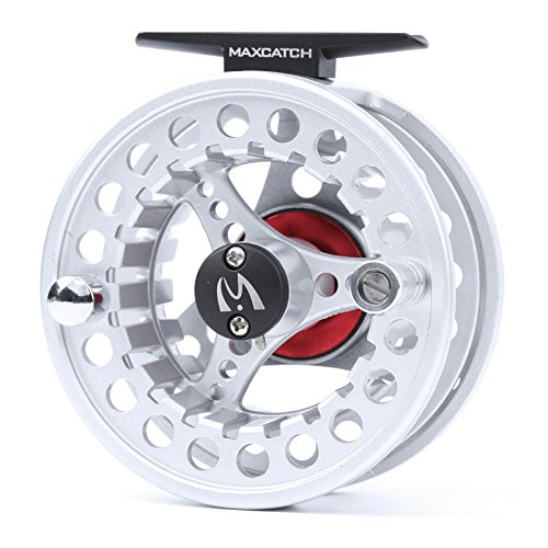 Maxcatch Diecast Trout Fly Reel Large Arbor for Fly Fishing 5/6weight from Maxcatch