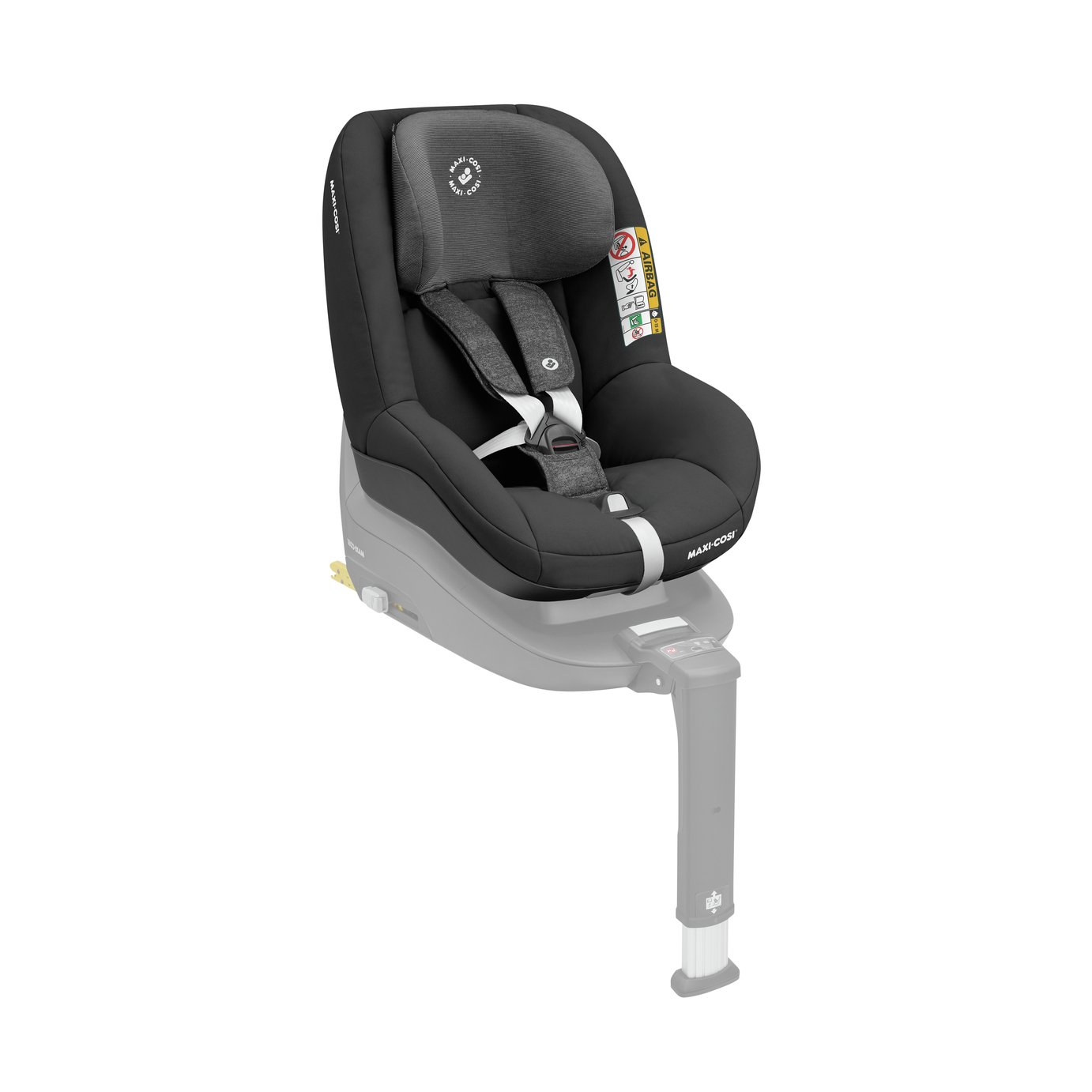 Maxi-Cosi Pearl Smart i-Size Car Seat - Nomad Black from Maxi-Cosi