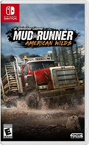 Spintires MudRunner - American Wilds Edition for Nintendo Switch from Maximum Games