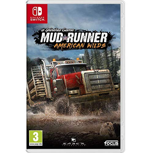 Spintires: MudRunner - American Wilds Edition (Nintendo Switch) from Maximum Games