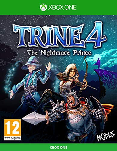 Trine 4: The Nightmare Prince - Xbox One from Maximum Games