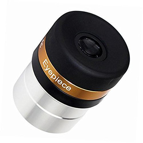 "Maxsimafoto - 10mm Aspheric Eyepiece Wide Angle 62 Degree Lens for 1.25"" 31.7mm Astronomical Telescope from Maxsimafotom"