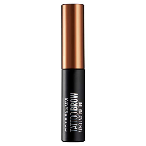 Maybelline Brow Tattoo Longlasting Tint Dark Brown 4.9ml from Maybelline
