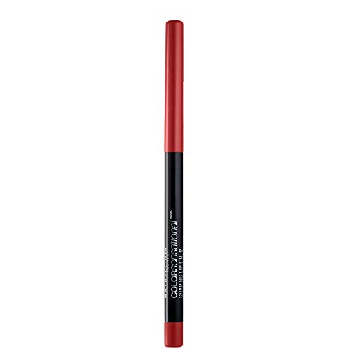 Maybelline Color Sensational Shaping Lip Liner, 90 Brick Red from Maybelline