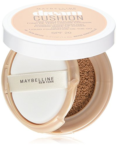 Maybelline Dream Cushion Liquid Foundation, 30 ml, Number 48, Sun Beige from Maybelline