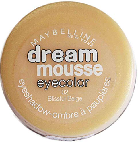 Maybelline Dream Mousse Eyecolor 02 Blissful Beige from Maybelline