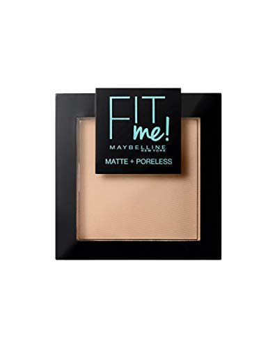 Maybelline Fit Me Matte And Poreless Powder, 9 g, 130 Buff Beige from Maybelline