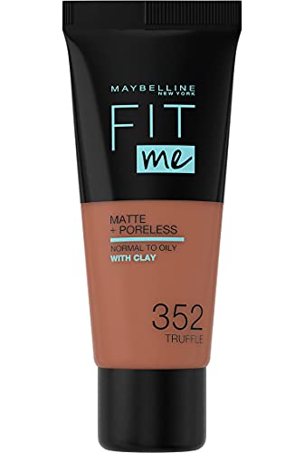 Maybelline Fit Me Matte & Poreless Foundation 352 Truffle 30ml from Maybelline