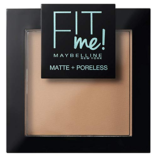 Maybelline Fit Me Matte and Poreless Powder, 30 ml, Number 250, Sun Beige from Maybelline