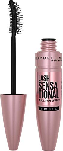 Lash Sensational Volumizing and Thickening Mascara 01 Very Black from Maybelline