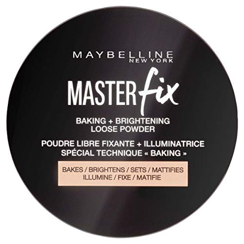 Maybelline Master Fix Loose Setting Powder Banana 6g from Maybelline