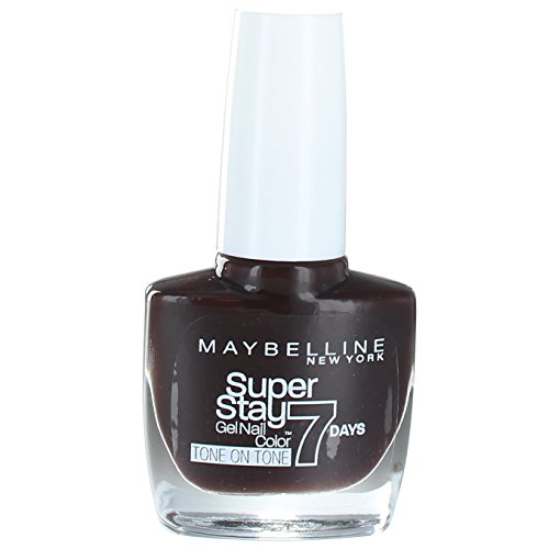 Maybelline New York Superstay 7 Days Polish Effect Gel 879 Hot Hue from Maybelline