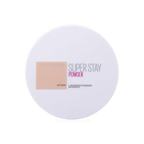 Maybelline SuperStay 24H Pressed Powder, 040 Fawn, 9 g from Maybelline