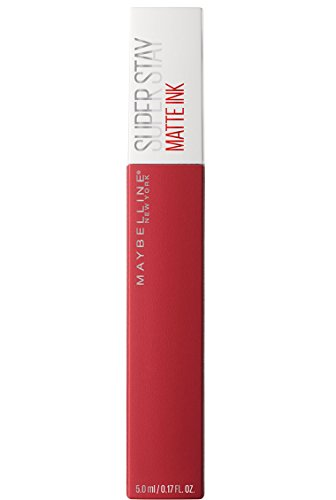Maybelline Superstay Matte Ink Longlasting Liquid Lipstick, 20 Pioneer from Maybelline