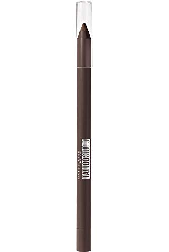 Maybelline Tattoo Liner Gel Pencil, 910 Bold Brown from Maybelline