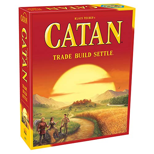 Catan Board Game (2015 Edition) from Mayfair