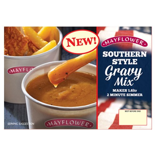 Mayflower Southern Style Gravy Mix - 12 Boxes from Mayflower