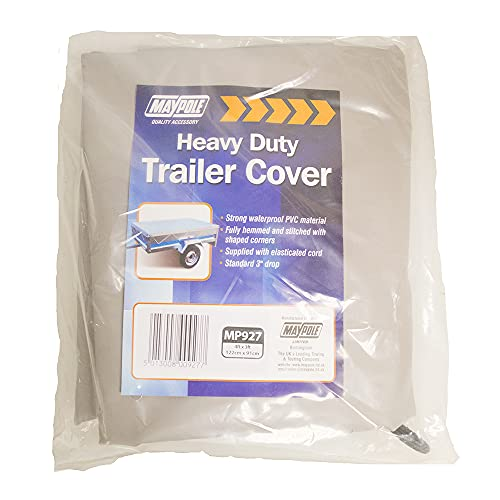 Maypole 927A 4 x 3ft/ 122 x 91cm Trailer Cover from Maypole