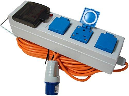 Maypole MP3765 Mobile Mains Power Unit, 230 V, 10 A from Maypole