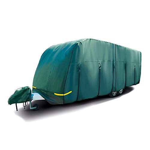 Maypole 9533 Caravan Cover Fits 5-5.6 m - Green from Maypole