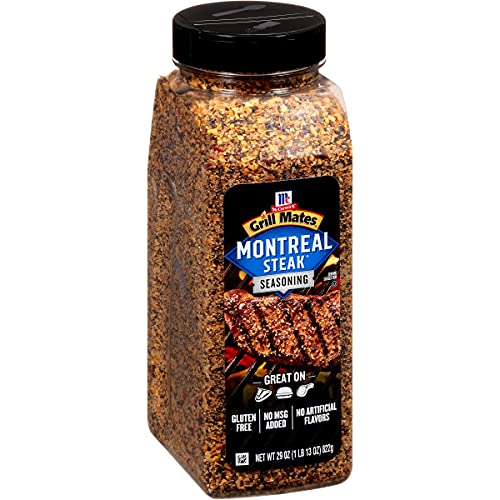 McCormick Montreal Steak Seasoning-new Arrival - One container of 822 grams from McCormick