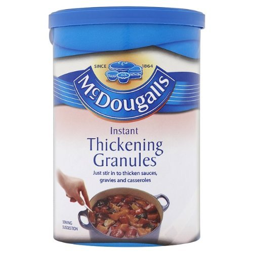 McDougalls Instant Thickening granules - 3 x 170g from McDougalls
