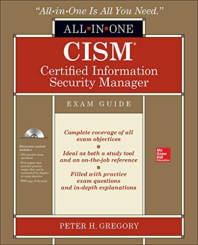 CISM Certified Information Security Manager All-in-One Exam Guide from McGraw-Hill Education