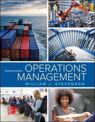 Operations Management from McGraw-Hill Education