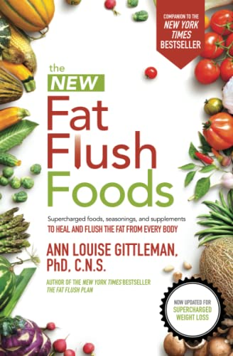 The New Fat Flush Foods from McGraw-Hill Education