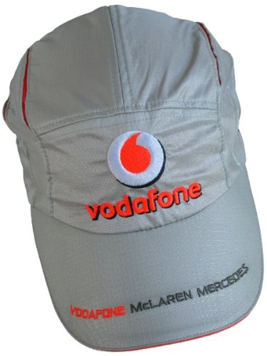 Vodafone McLaren Mercedes Alonso 2007 Cap from McLaren