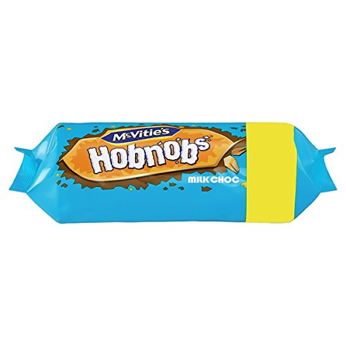 McVitie's Milk Chocolate Hobnobs 262g (Pack of 15 x 262g) from McVities