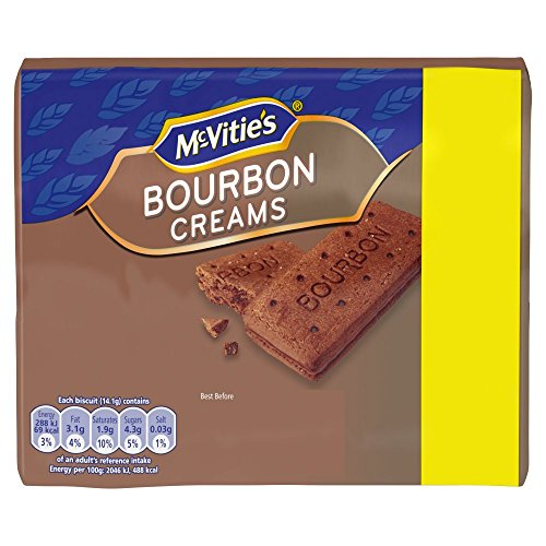 McVities Bourbon Creams (300g x 12) from McVities