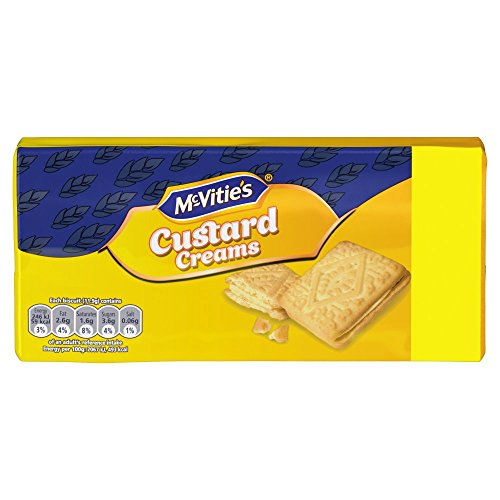 McVities Custard Creams (300g x 12) from McVities