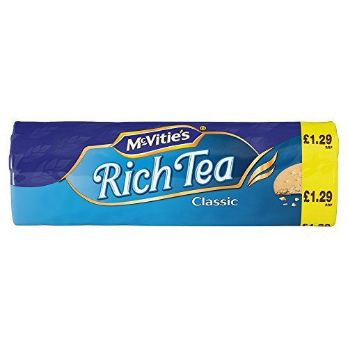 Mcvities Rich Tea Biscuits 300g x 8 from McVities