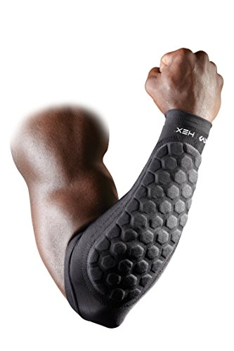 Mcdavid 651 Hexpad Forearm Pad Black - Small from Mcdavid
