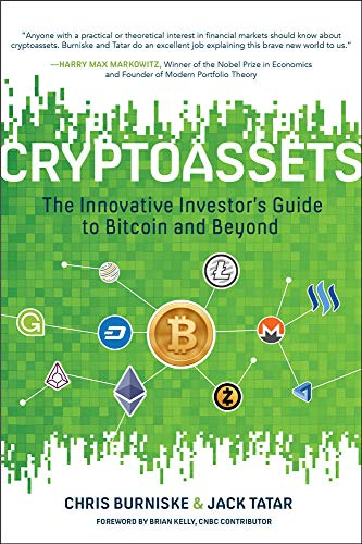 Cryptoassets: The Innovative Investor's Guide to Bitcoin and Beyond from McGraw-Hill Education