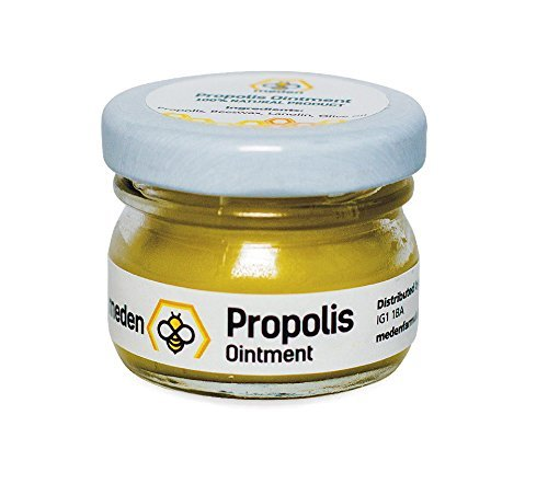 100% Natural Propolis Ointment 20g from Meden