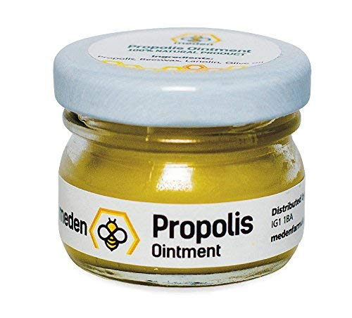 Organic Propolis Ointment 45g - 100% Natural & Pure Propolis Healing Ointment from Meden