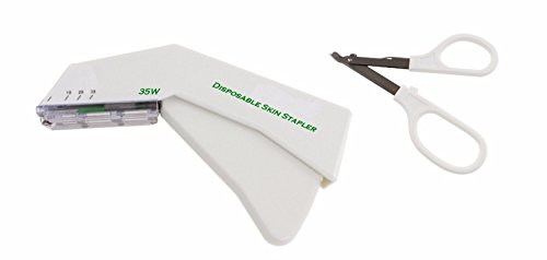 DISPOSABLE SKIN STAPLER AND STAPLE REMOVER SET,CE from Medi786