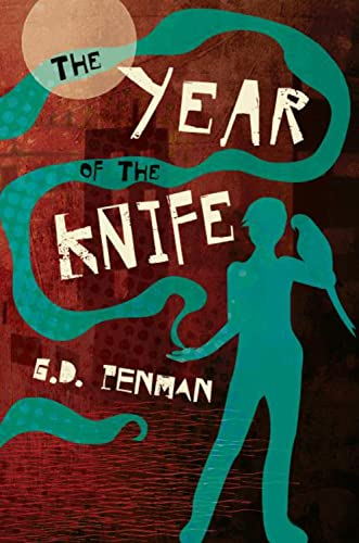 Year of the Knife from Meerkat Press