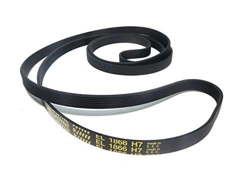 Megadyne - Tumble dryer belt EL 1866 H7 from Megadyne