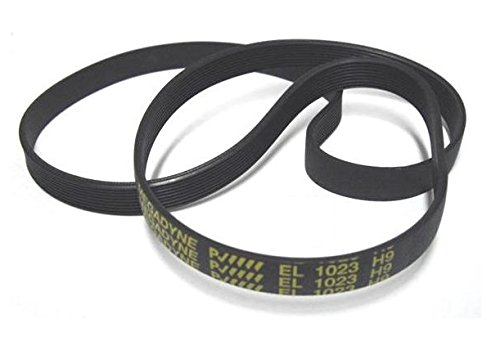 Megadyne - Washing machine drive belt EL 1023 H9 from Megadyne