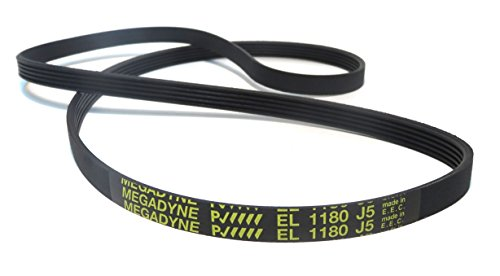 Megadyne - Washing machine drive belt EL 1180 J5 from Megadyne